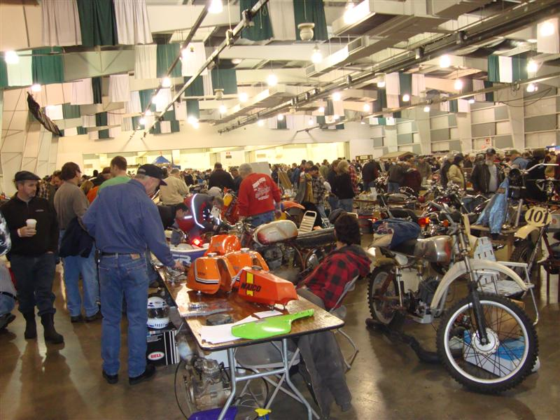 york vintage motorcycle swap meet
