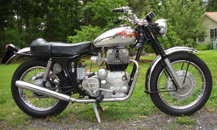 1967 Royal Enfield Interceptor rcycle.com