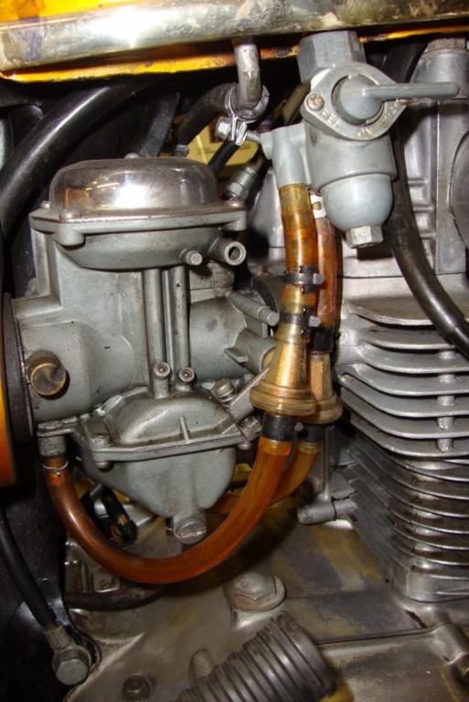 1971 Honda Cb350 Points