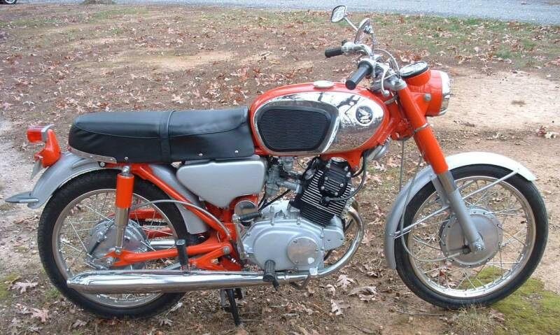 Randys Cycle Service & Restoration: Vintage Motorcycle
