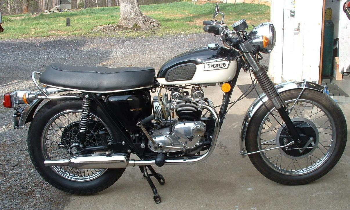 randys cycle service & restoration: vintage motorcycle restoration