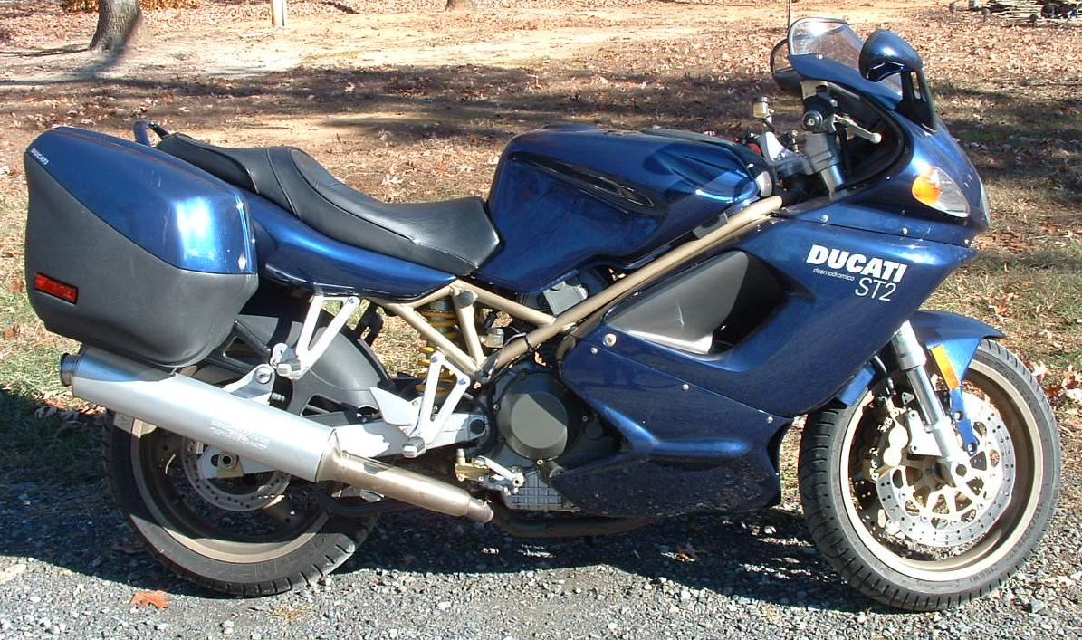 2000 Ducati ST2 rcycle.com
