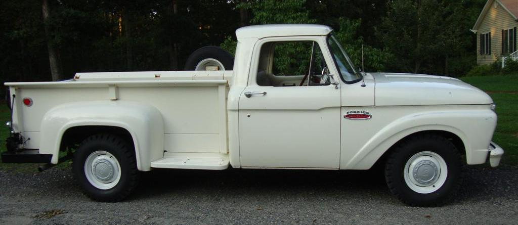1965 Ford 100 Pick-Up Truck rcycle.com
