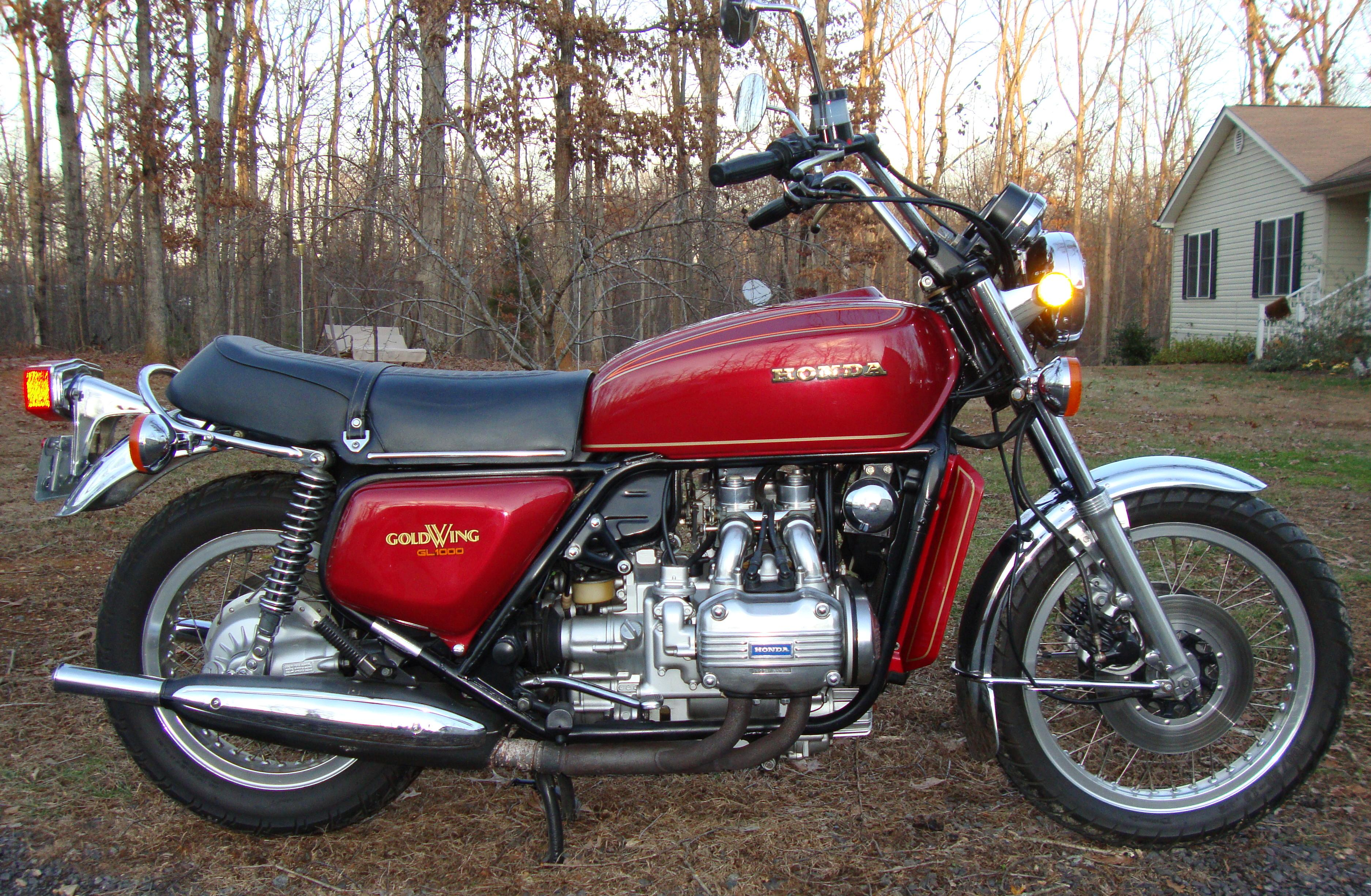 new honda gold wing gl1100 wiring diagram electrical randy's cycle service & restoration: 1975 honda gl1000 ... 1975 gi1000 gold wing wiering