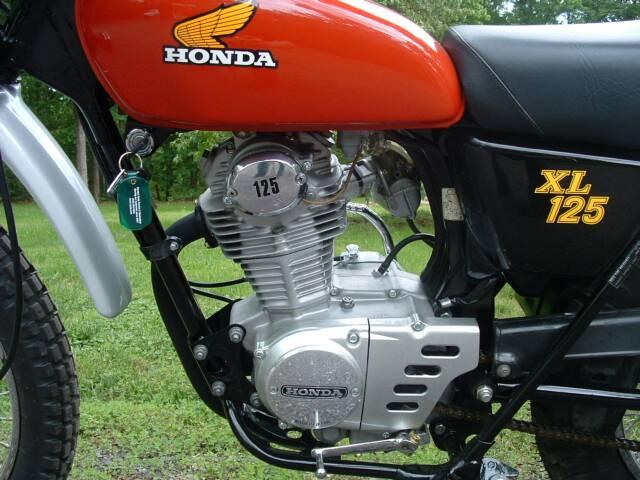 randys cycle service restoration  honda xl