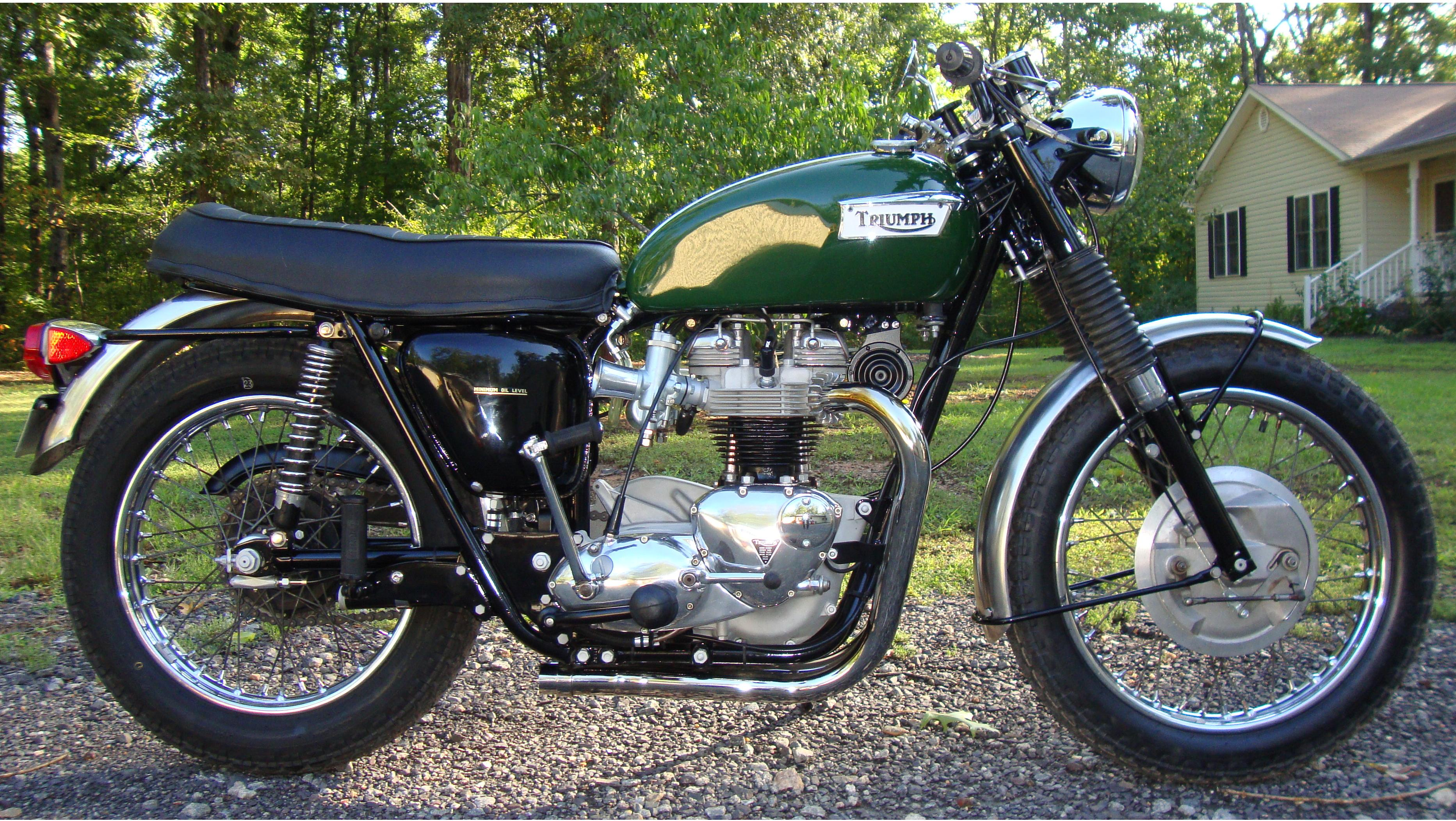 1968 Triumph Bonneville Wiring Harness 38 Diagram Images 81 Scrambler Jb T120r Final 2 Crop Randys Cycle Service Restoration Vintage Motorcycle At Cita