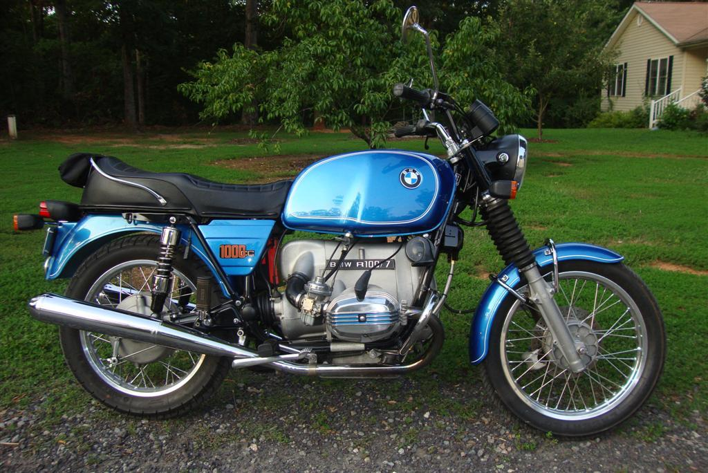 Randy S Cycle Service Amp Restoration 1977 Bmw R100 7
