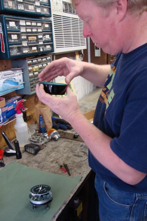 Randy's Cycle Service & Restoration: Honda CB750 Gauge Restoration
