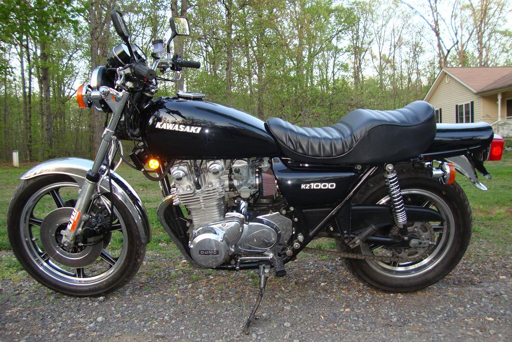 Randy's Cycle Service & Restoration: 1977 Kawasaki KZ1000