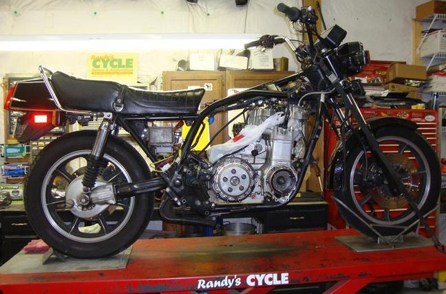 randy s cycle service restoration 1980 kawasaki kz1300 rh rcycle com
