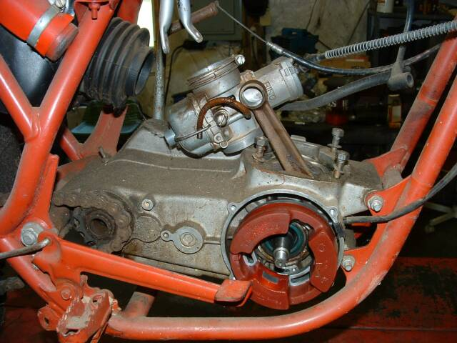 Randy S Cycle Service Restoration 1980 Maico Mc4410