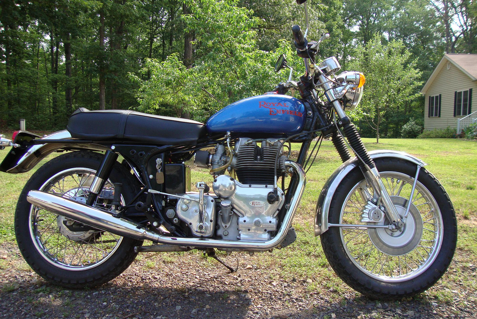 randy 39 s cycle service restoration 1968 royal enfield. Black Bedroom Furniture Sets. Home Design Ideas