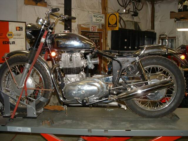 this is just what it takes to paint a motorcycle frame - Motorcycle Frame Paint