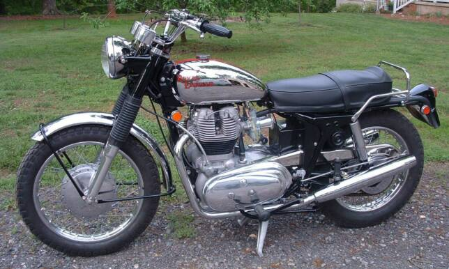 1969 Royal Enfield Interceptor 750 rcycle.com