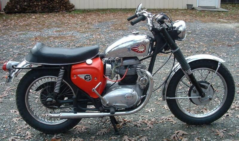 Randy U0026 39 S Cycle Service  U0026 Restoration  1966 Bsa A65 T