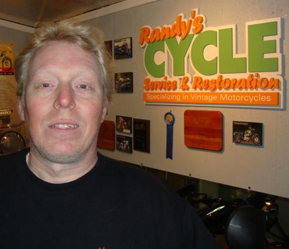 Randy Creel Randy's Cycle Service & Restoration rcycle.com