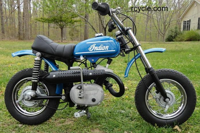 1974 Indian MM5A 50cc Mini Mini  rcycle.com