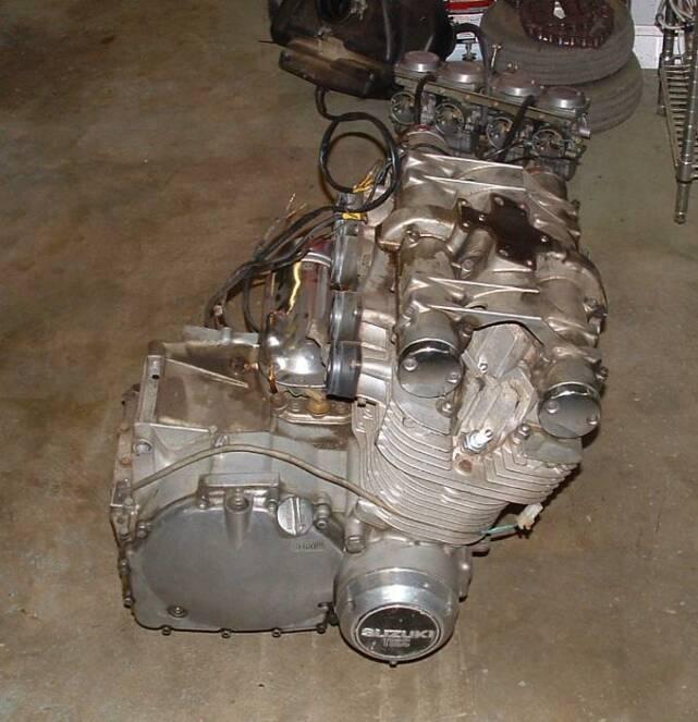 Randys Cycle Service & Restoration: Engine & Transmission