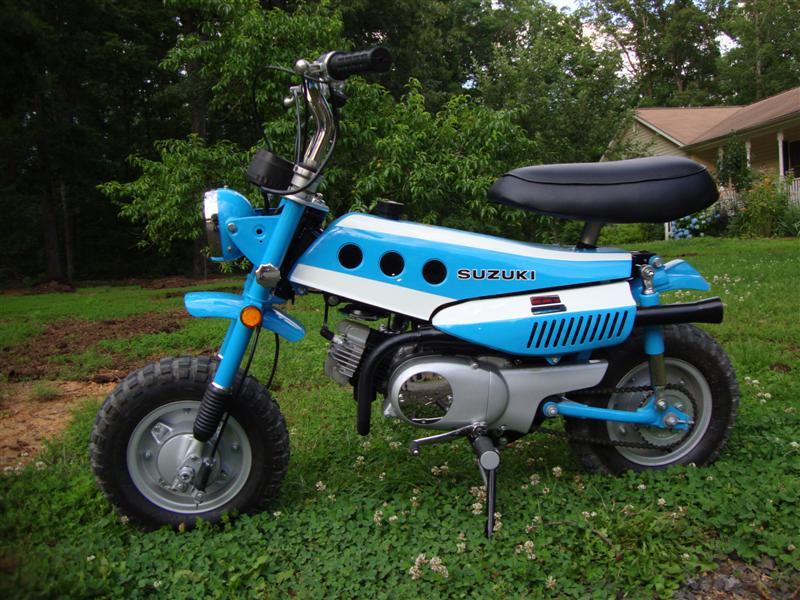 Suzuki Trailhopper Craigslist