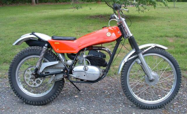 1972 Montesa Cota 247 trails by rcycle.com