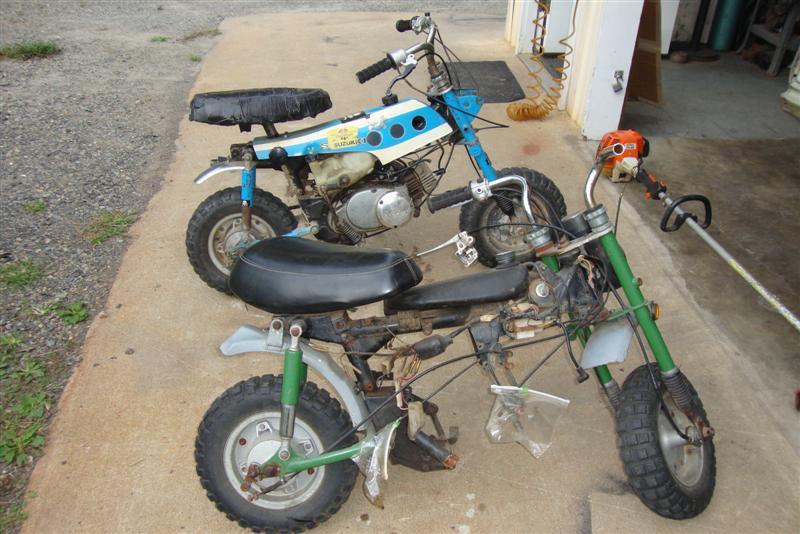 Suzuki Trailhopper