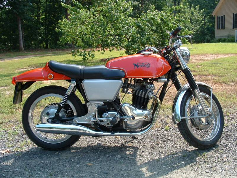 1968 Norton Commando rcycle.com