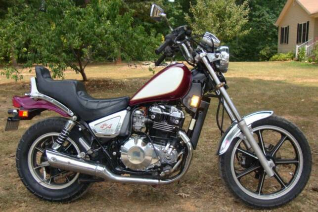 Randy's Cycle Service & Restoration: 1988 Kawasaki 454 LTD