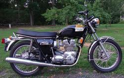1974 Triumph Trident Trident T150V rcycle.com