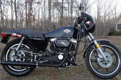1977 Harley Davidson XLCR rcycle.com